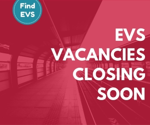 EVS Vacancy Closing soon Find EVS 3