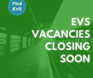 EVS Vacancy Closing soon Find EVS 4