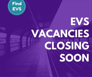 EVS Vacancy Closing soon Find EVS1