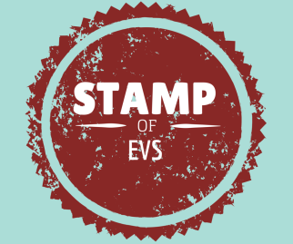 Stamp of EVS