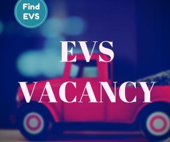 EVS VACANCY find EVS