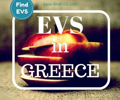 Greece EVS vacancy Find EVS