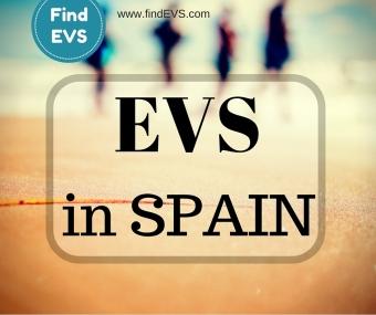 Spain EVS vacancy Find EVS 1