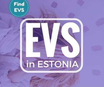 Estonia EVS vacancy Find EVS 1