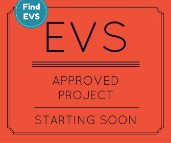EVS vacancy starting soon Find EVS