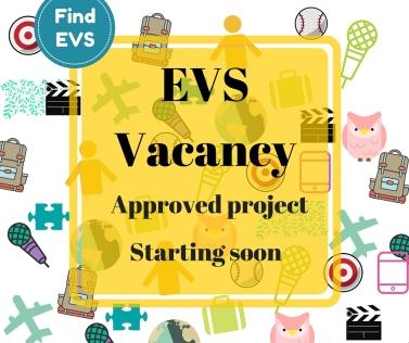 EVS Vacancy starting soon Find EVS2