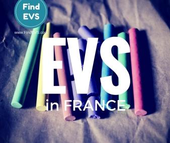 France EVS active vacancy Find EVS 2