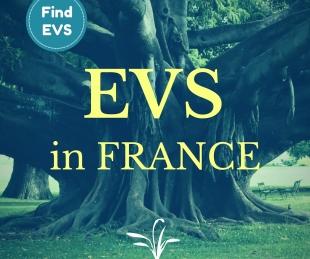 France EVS active vacancy Find EVS