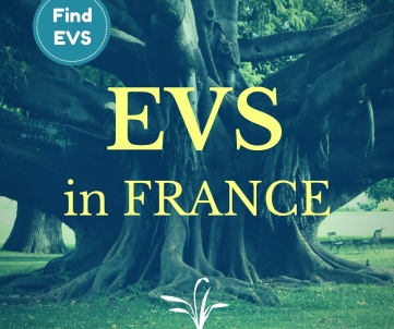 France EVS active vacancy Find EVS