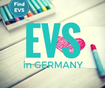 Germany EVS vacancy Find EVS 1
