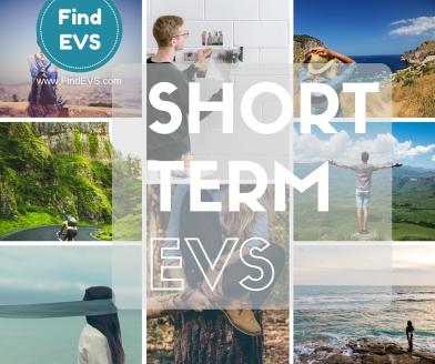 Short term EVS vacancy Find EVS