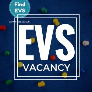 EVS vacancy Find EVS 10
