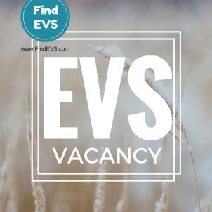 EVS vacancy Find EVS 5