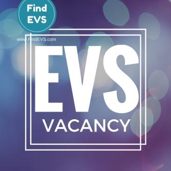EVS vacancy Find EVS 6