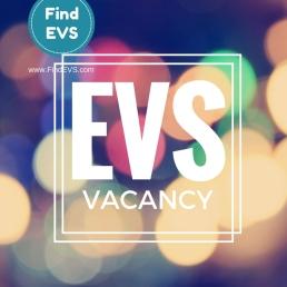 EVS vacancy Find EVS 7