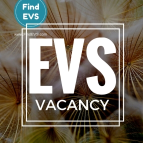 EVS vacancy Find EVS 9